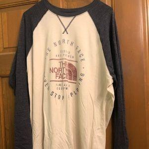 North Face Long sleeve shirt